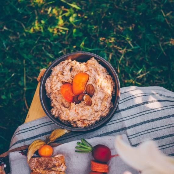 Aprikosen-Mandel Frischkäse
