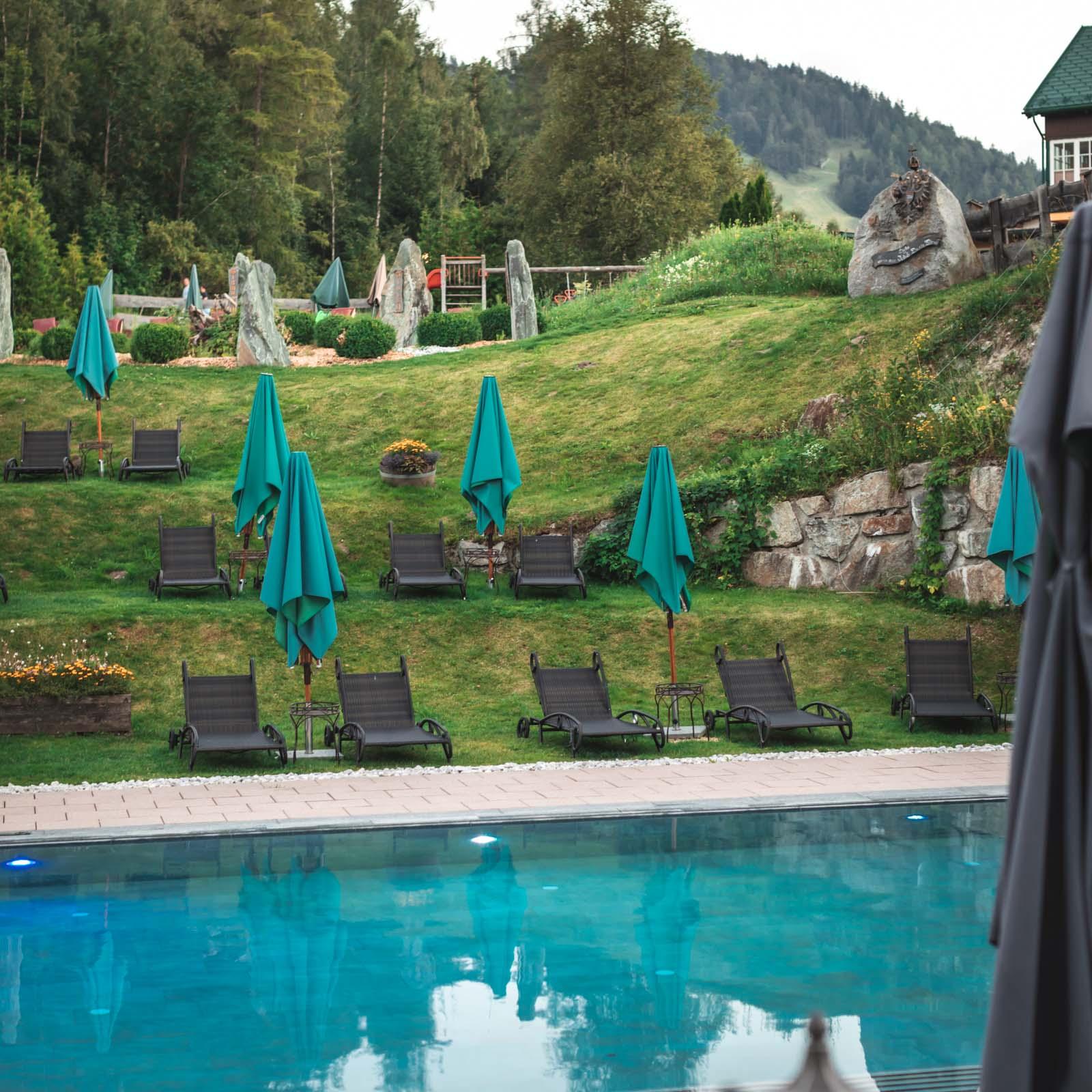 Familientage im Hotel Klosterbräu in Seefeld/Tirol