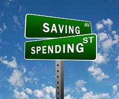 sparen und investieren