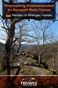 Wispertalsteig Premiumwanderweg im Naturpark Rhein-Taunus, Rheingau, Hessen