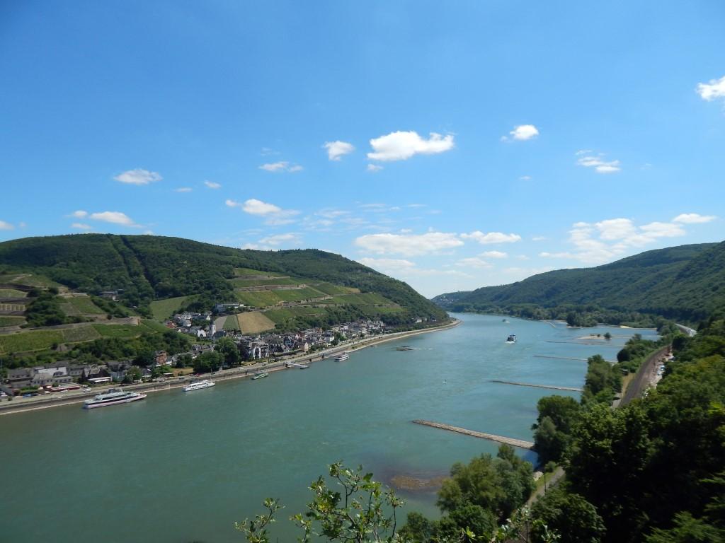 Rundweg Morgenbachtal über Soonwaldsteig und RheinBurgenWeg
