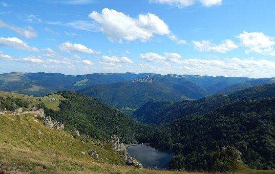 Felsenpfad Col de la Schlucht – Frankenthal – Le Hohneck