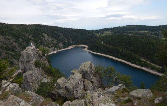 Rundweg Lac Blanc – Château Hans – Soultzeren Eck – Gazon du Faing