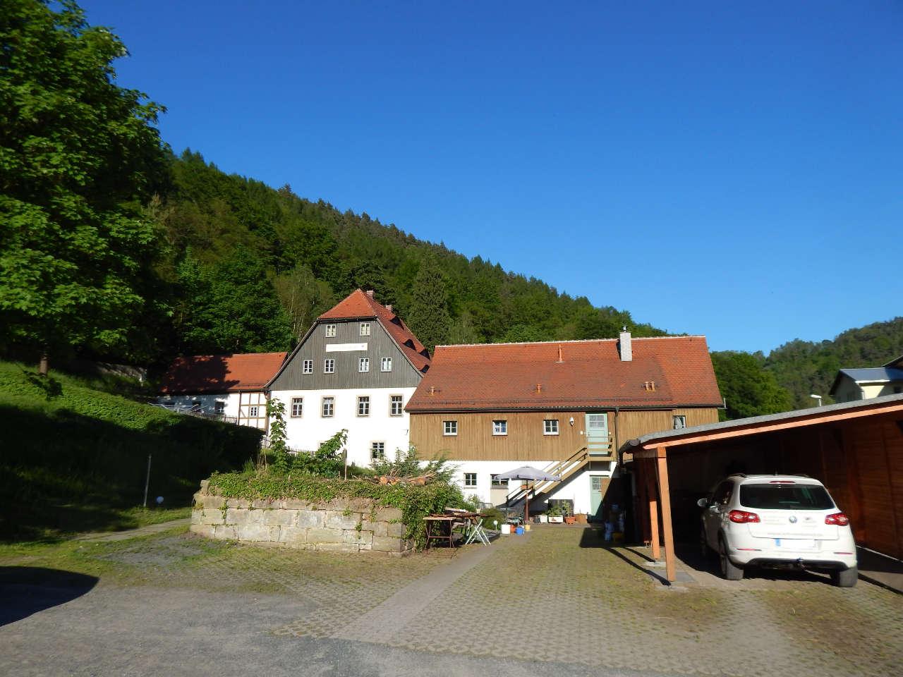 Erfahrungsbericht Pension Schwenkehof, Königstein, Sächsische Schweiz