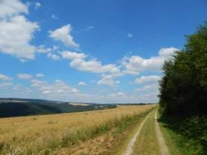 Traumschleife Hunolsteiner Klammtour Wanderung Hunsrück
