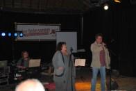 Michael Letz, Weli Letz, Diether Dehm mit dem Solidaritätslied