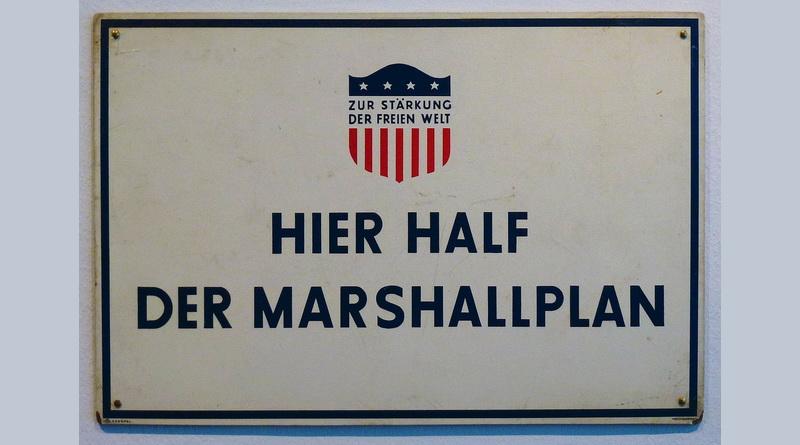 Marshall–Plan: Uneigennütziges Hilfsprogramm oder US-Strategie zur Unterwerfung Westeuropas?