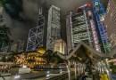 Hongkong und die chinesischeBedrohung