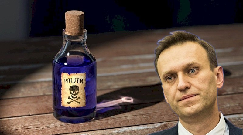 Die offizielle Nawalny-Verschwörungstheorie
