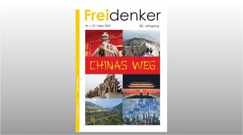 FREIDENKER 1-21 – Chinas Weg