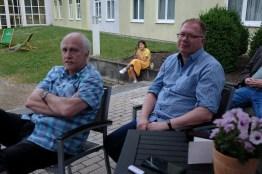 Ralf Lux und Jens Oldenburg