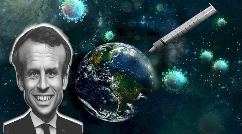 Französische Proteste gegen autoritäres Impf-Management und endlose Konterreformen