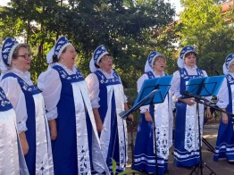 Deutsch-russischer Chor Iwuschka