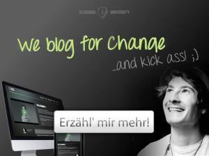 Blogging University Banner 2