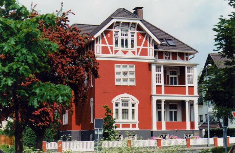 Logenhaus Freiburger Straße 1 in Stade