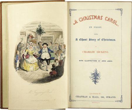 Freimaurer-Symbolik in Charles Dickens Weihnachtsgeschichte?