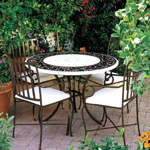 maker wrought iron pool chair garden furniture shelters