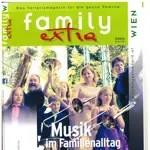 family extra Heft 03/2016 Titelblatt
