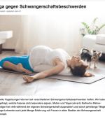 Yoga gegen Schwangerschaftsbeschwerden