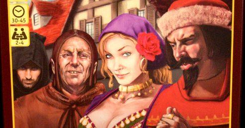 Guildhall Spiel