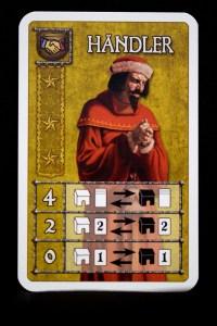 Guildhall Spiel Händler