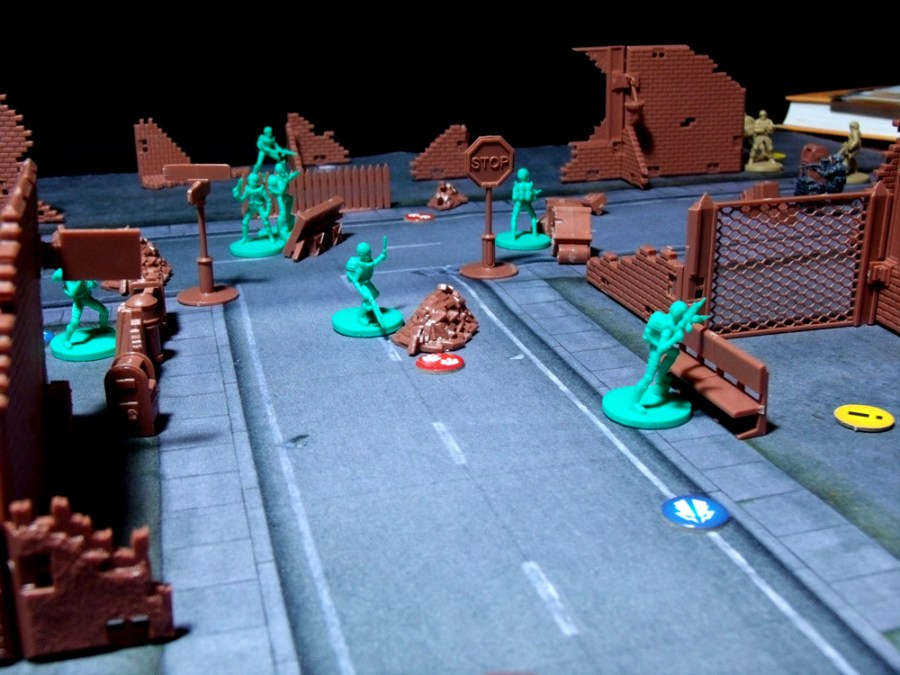Mars Attacks Spiel