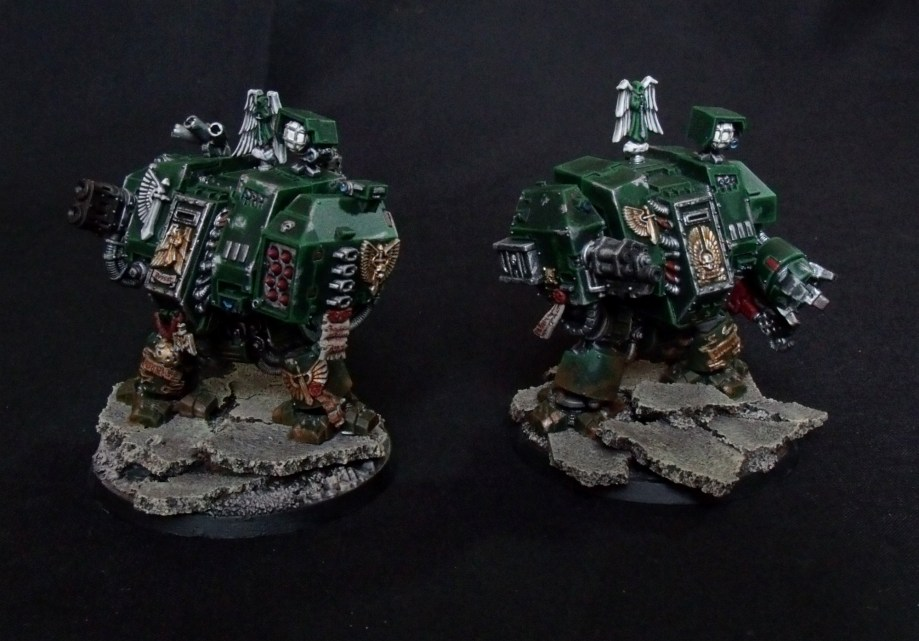 Dark Angels, Cybot, Dreadnought