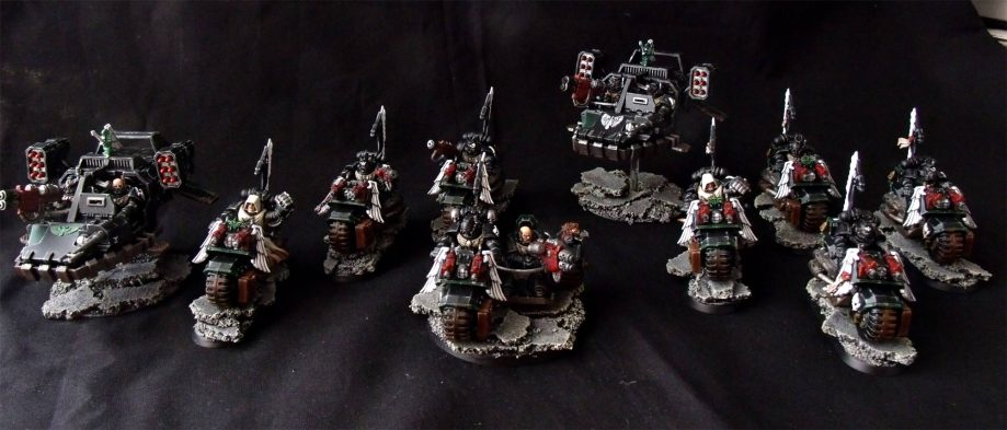 Dark Angels Ravenwing