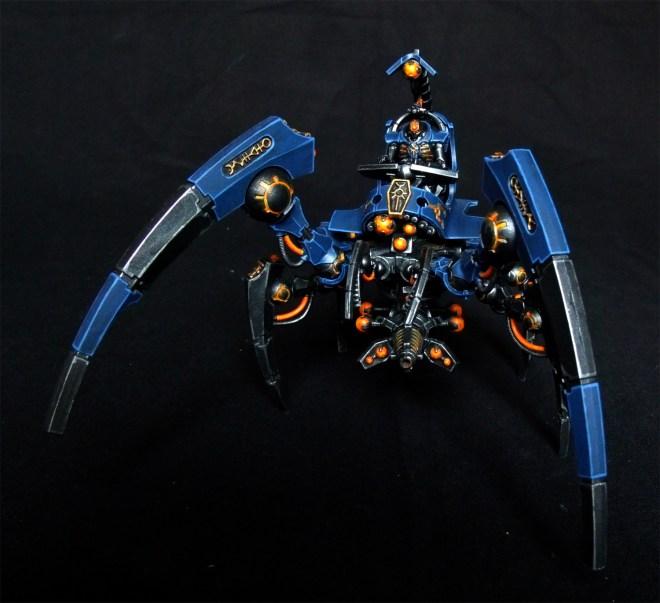 Necron Triarch Stalker