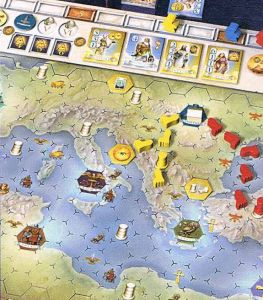 Pantheon Brettspiel Boardgame