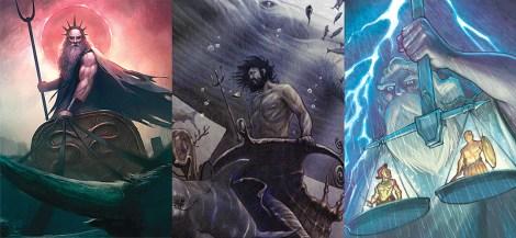 Elysium Zeus Poseidon Hades