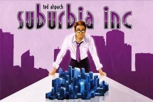 Suburbia Inc. Cover
