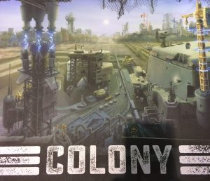 Colony Alspch Bezier