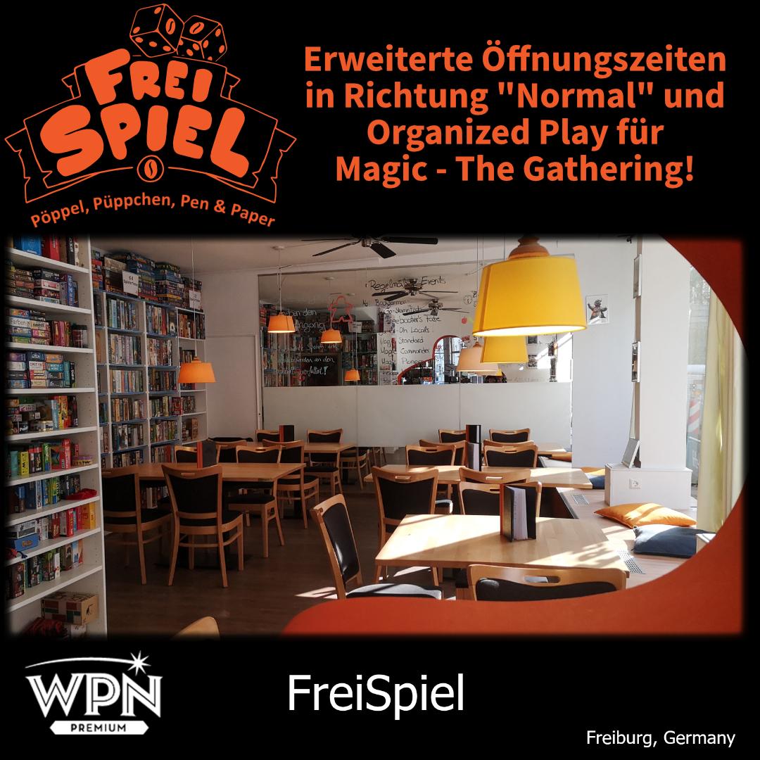 MTG Magic Freiburg FreiSpiel
