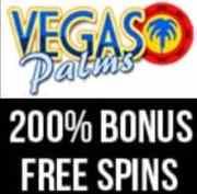 Vegas Palms casino free bonus