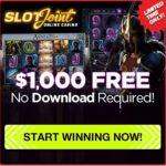 SlotJoint Casino – 400% welcome bonus and gratis free spins!