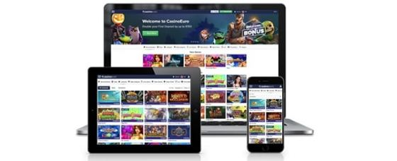 Casino Euro games and software