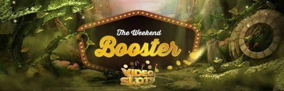 Video Slots The Weekend Booster