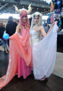 Leipziger Buchmesse: Cosplay