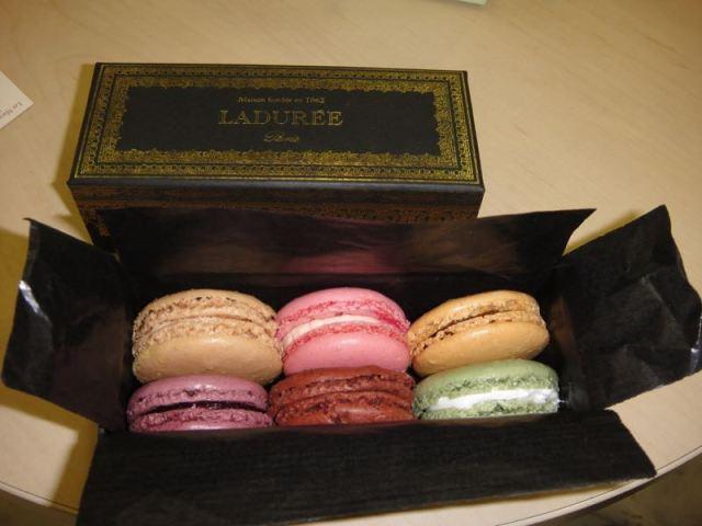 Paris_doces_macarron