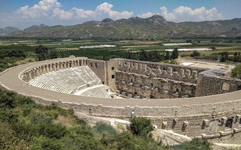 Amphitheater Aspendos Antalya