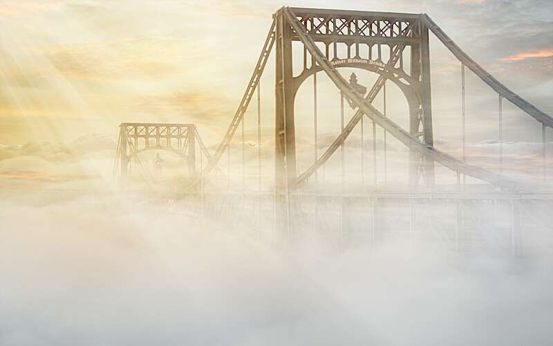 Wilhemshaven Brücke