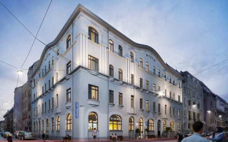 Hotel Aussenansicht