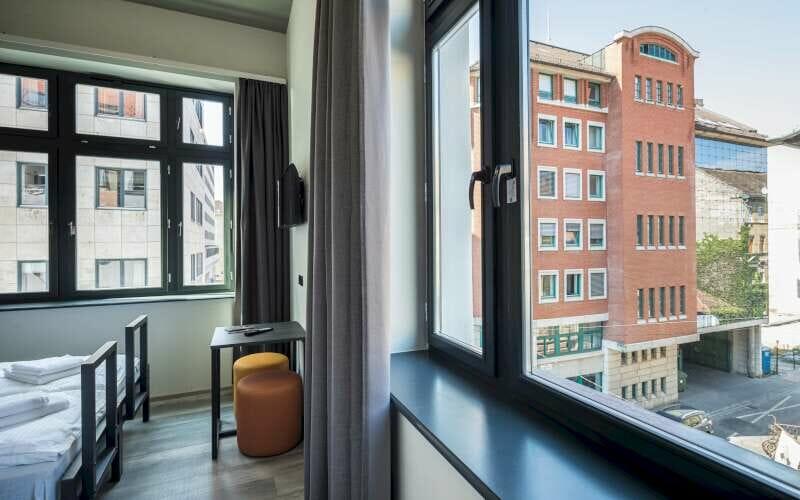 Hotel Zimmeraussicht