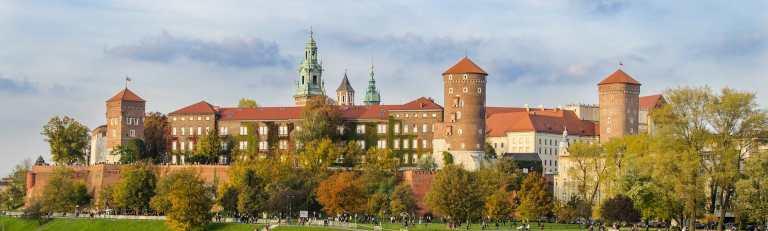 Klassenfahrt Krakau Burg Wawel 2