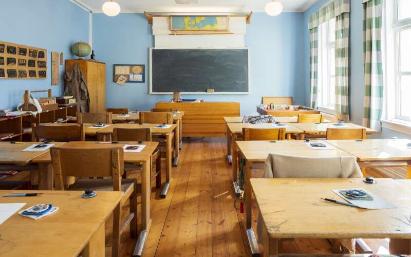 Klassenfahrt Oslo Schulmuseum