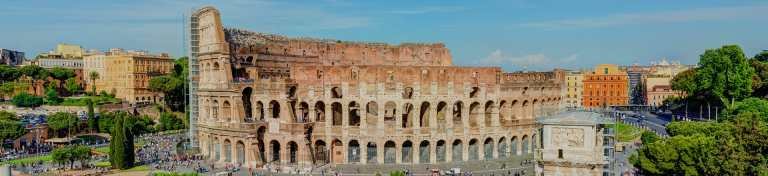 Klassenfahrt Rom Kolosseum