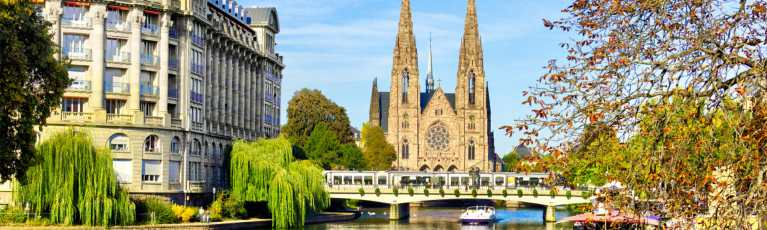 Klassenfahrt Strassburg Paulskirche