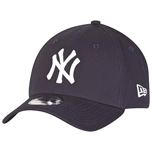 New Era 9forty Strapback Cap MLB New York Yankees #2505, Farbe Blue/White, Size- OneSize