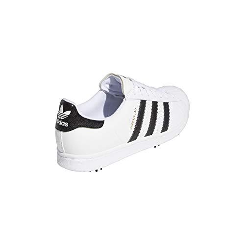 adidas Superstar Spiked Golfschuh Herren White 42